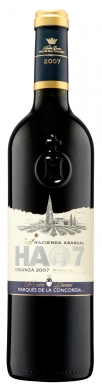Hacienda Zorita Abascal Vineyard Crianza 75cl