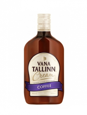 Vana Tallinn Coffee Cream 16% 50cl