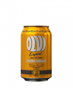 (24kpl) Olvi Export 5,2% 33cl