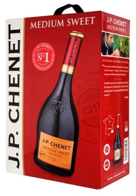 12% 300cl J.P. Chenet Medium Sweet Red