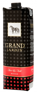 10,5% Grand Jardin Red Tetra 100cl