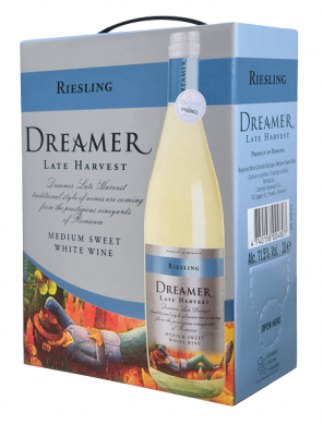 11,5% 300cl Dreamer Late Harvest Riesling