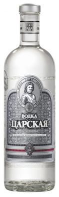 Tsarskaya Originalnaya Vodka 40% 100cl