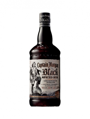 Captain Morgan Black Spiced 40% 70cl
