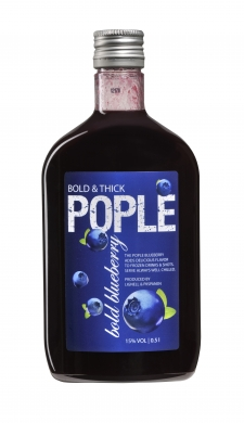 Lignell&Piispanen; Pople Bold Blueberry 15% 50cl PET