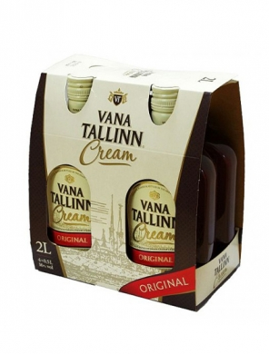 Vana Tallinn Original Cream 16%   4x  50cl PET