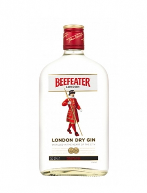 Beefeater London Dry Gin 47% 50cl PET