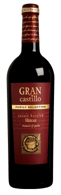 12,5% Gran Castillo Selection Shiraz 75cl