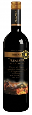 12,5% Dreamer Late Harvest Shiraz 75cl