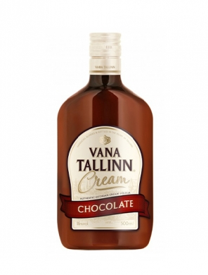 Vana Tallinn Chocolate Cream 16% 50cl PET