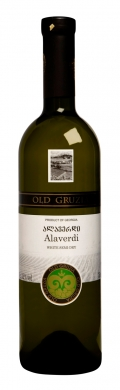 12% Old Gruzia Alaverdi White 75cl