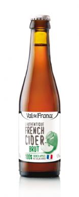 (24 kpl) Val de France French Cider Brut 4.5%  24x 33cl