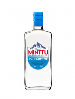 Minttu Peppermint 40% 50cl