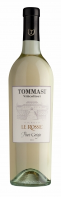12% Tommasi Le Rosse Pinot Grigio 75cl