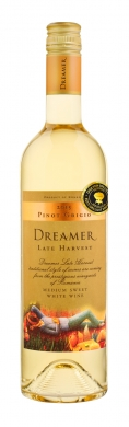 11,5% Dreamer Late Harvest Pinot Grigio 75cl