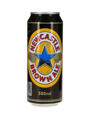 (24 kpl) Newcastle Brown Ale 4,7% 50cl