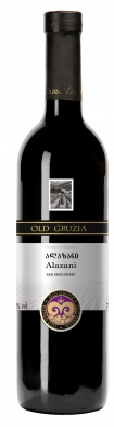 12% Old Gruzia Alazani Red 75cl