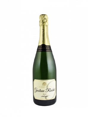 Champagne Gustave Roche 12,5% 75cl