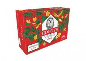 (24 kpl) Hoggys Apple Paradise 4.5%  33cl