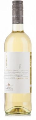 12,5% Barone Montalto Organic Catarratto 75cl