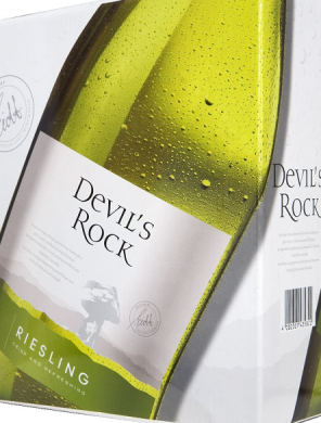 12% 300cl Devil's Rock Riesling