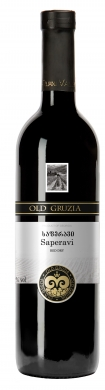 13% Old Gruzia Saperavi 75cl