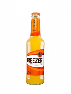 (12 kpl) Bacardi Breezer Orange 4% 27,5cl