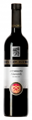 12% Old Gruzia Alaverdi Red 75cl