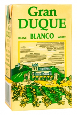 10% Gran Duque White 100cl tetra