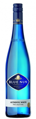 10% Blue Nun Authentic White 75cl