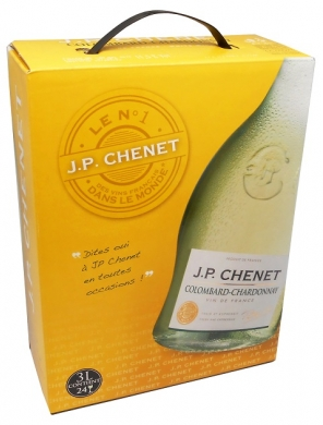 11,5% 300cl J.P. Chenet Colombard-Chardonnay