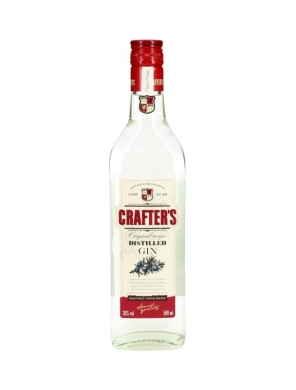 Crafters Gin 38% 50cl PET
